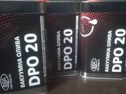 Вакуумное масло DPO-20 - аналог пфмс-2, 5л, ulvoil B6