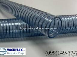 Вакуумный гофрированный шланг d-32мм (ПВХ)