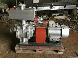 Вакуумный насос ВВН 1-6 , двигатель 15кВт