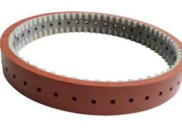 Вакуумный зубчатый ремень 630-30В (30 Т10/630 7 мм. )