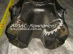 Вал карданный от КПП к промежуточной опоре L=559мм КрАЗ - фото 5