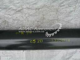 Вал карданный привода среднего моста L=1418мм фл. ISO КамАЗ - фото 4