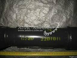 Вал карданный привода заднего моста L=701мм фл. ISO КамАЗ - фото 4