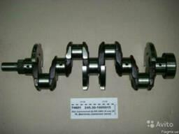 Вал коленчатый 243-1005015 , б/вкл. с шестерней