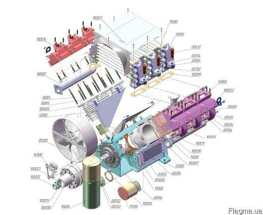 Крышка люка малая под щуп (маслоуказатель) для ПК ПКС ПКСД