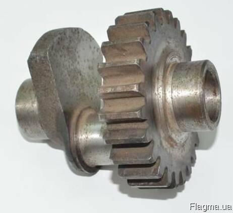 Коленвал (А29.01.004-01) компрессора (пр-во БЗА)