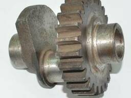 Коленвал МТЗ МАЗ-4370 А29.01.004-01 компрессора (пр-во БЗА)