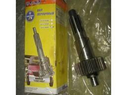 Вал коробки раздаточной ГАЗ 3308 первичный 66-40-1802025