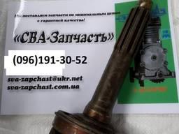 Вал первичный КПП ПАЗ ЗИЛ МАЗ 24зуба в сборе 320570-1701025-