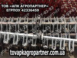 Вал подъема сошников СЗГ 00.2340 (некрашеный). Вал підйому