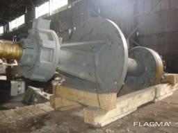 Вал приводной для дробилок КМД 2200 , КСД 2200, КМД 1750, КС