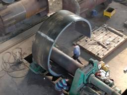 Вальцовка толстого металла