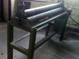 Вальцы для гибки листового металла - фото 1