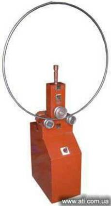 Вальцы электромеханические ручные 3-х валковые