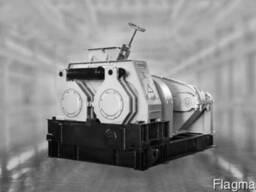 Валковый пресс для брикетирования угля ПБВ-24М