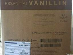 Ванилин Essential производства Франции
