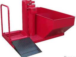 •Ванна для проверки грузовых камер и шин, проверочная ванна