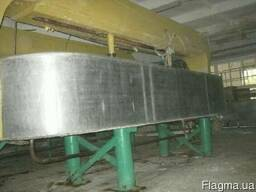 Ванна сирна 5 м3 для приготування дитячих сумішей