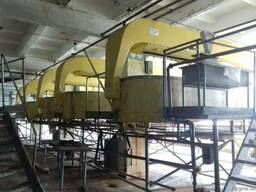 Ванна сырная (Венгрия) 5 тонн, укомплектованные лирами