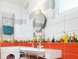 Ванная Комната для Детей (сантехник, электрик, отделка)