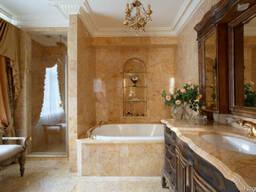 Ванная Комната в Стиле Барокко Двери/Сантехника