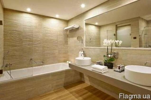 Ванные комнаты «под ключ», комплексный ремонт ванной комнат