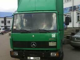 Вантажні перевезення.
