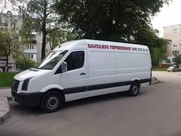 Вантажні перевезення Тернопіль та вантажники