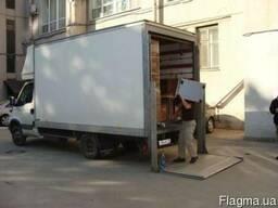 Вантажні перевезення в Луцьку