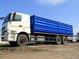 Вантажні перевезення зернових та олійних культур