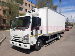 Вантажний автомобіль ISUZU NQR90 рефрижератор