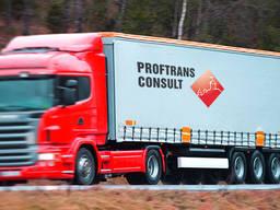 Вантажоперевезення Понінка - Бровари
