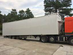 Вантажоперевезення щеповозом (зерновозом 92м3)