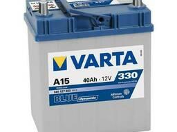 Varta 40Ач Blue Dynamic АЗИЯ A15 (левый +)