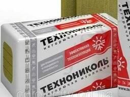 Вата базальтовая Технониколь плотность145 кг/м3, 50 мм