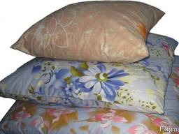 Ватная подушка