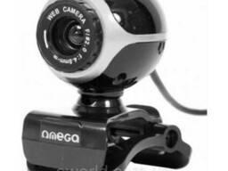 Веб-камера Omega C10 (OUW10SB)