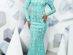 Вечернее облегающее платье 42-44, доставка по Украине