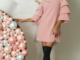 Вечернее платье с 44 по 50 размер 5 цветов