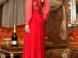 Вечернее платье в пол 42-48 , доставка по Украине - фото 1