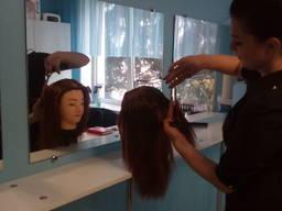 Ведется набор на курсы парикмахеров