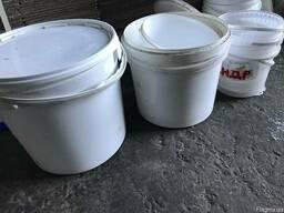 Ведра пластмассовые для пищевых продуктов Б/у 1: 3 : 5: 10 л
