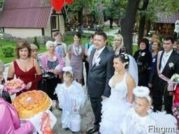 Проведение выездной церемонии Донецк