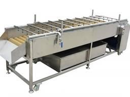 Вега BV 1500 машина для мойки овощей и фруктов (деликатная мойка)
