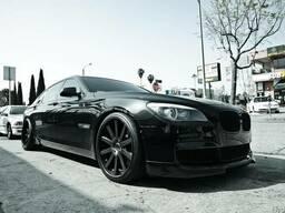 Великолепный M-стиль для BMW 7 Series F02 и F01