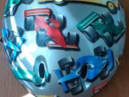 Вело шлем 50-52 см