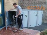 """Велогараж """"Югсталь"""" велобокс для хранения велосипеда, коляски - фото 2"""