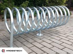 Велопарковка для 5-ти велосипедов Krosstech Viro Pio 150