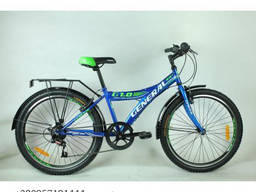 Велосипед 24 GENERAL 1, 0 STEEL (7sp)
