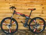 Велосипед горный на литых дисках - фото 1
